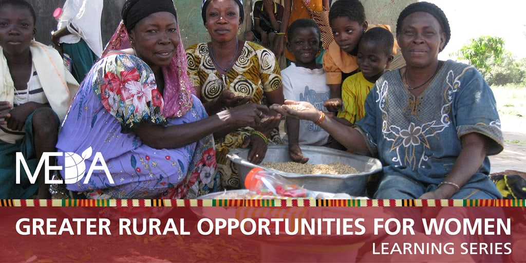 Greater Rural Opportunities for Women project in Ghana yields invaluable learnings.