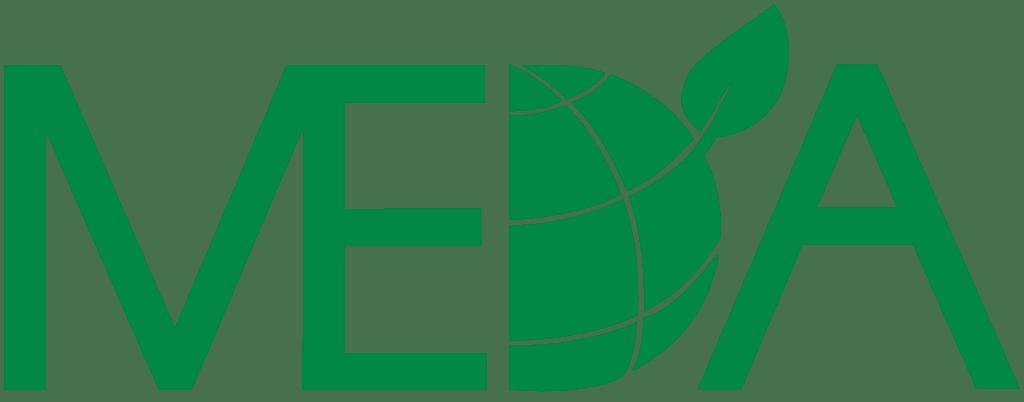 MEDA Logo Green