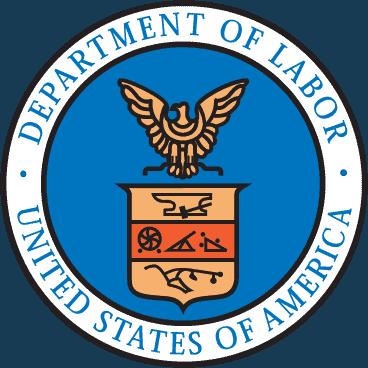 US DOL Logo