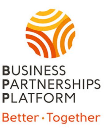 Business Partnerships Platform Logo
