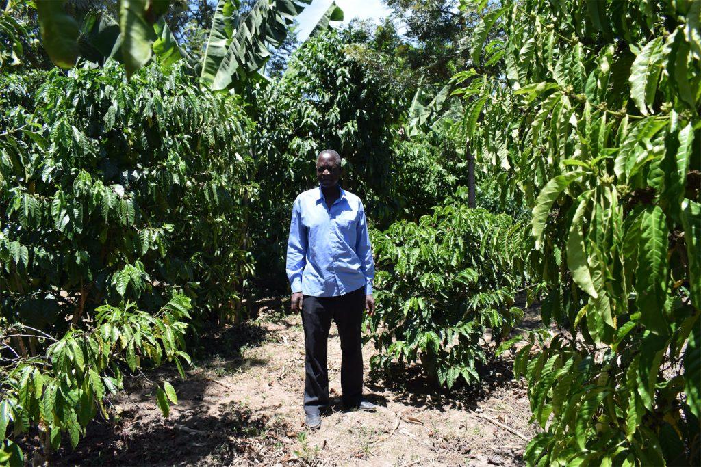 Muchele Coffee Farmer