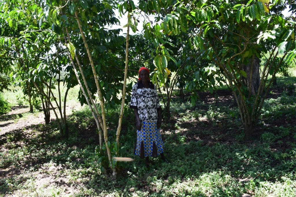 Redemuta Coffee Farmer