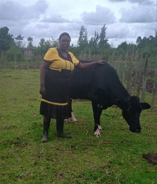 Selina Milk Farmer
