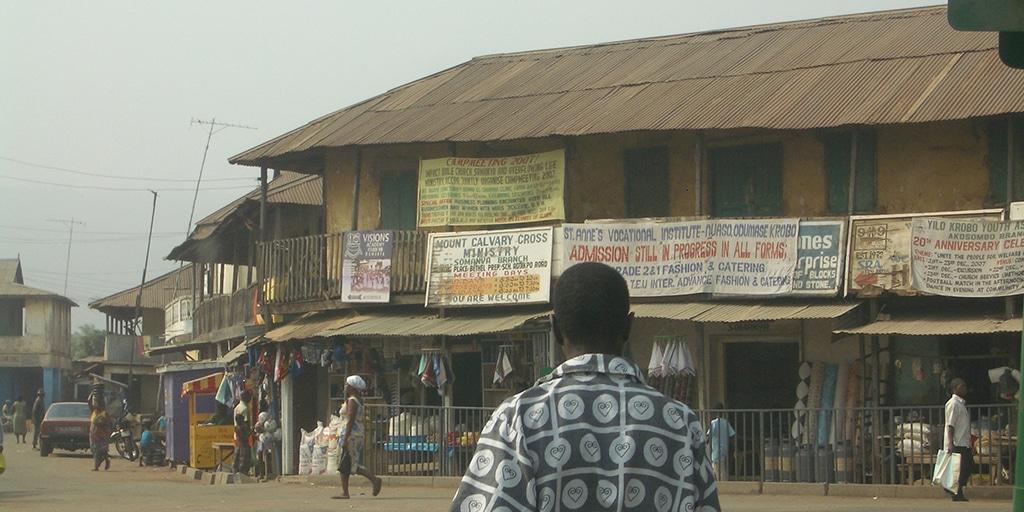 Ghana sees new priorities