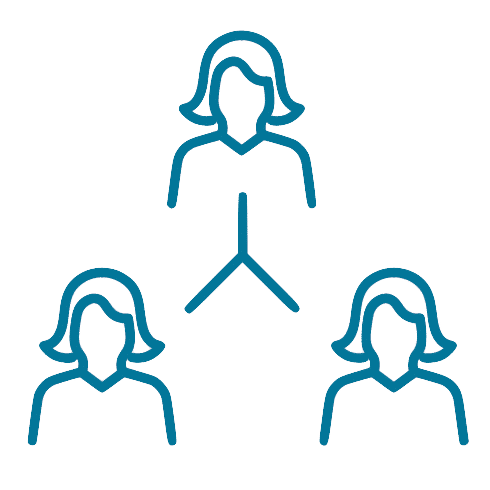Women Staff Icon