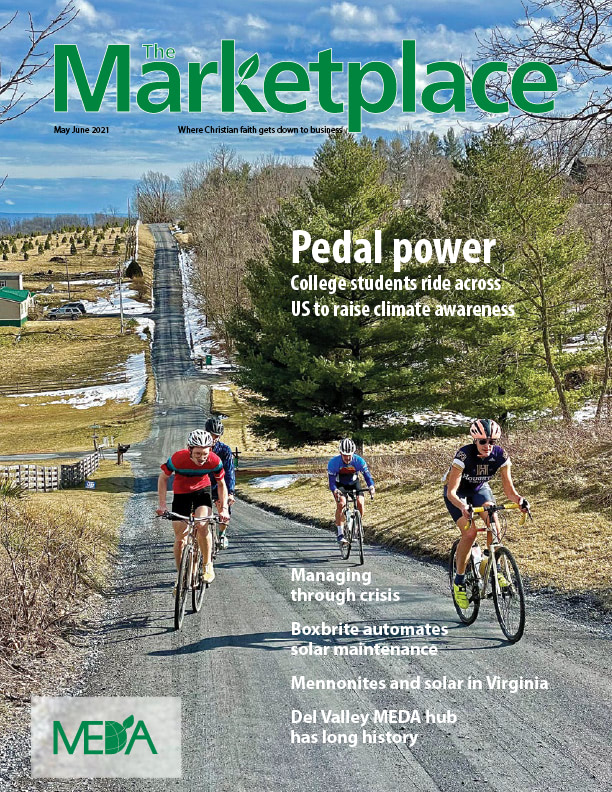Marketplace May 2021 Cover