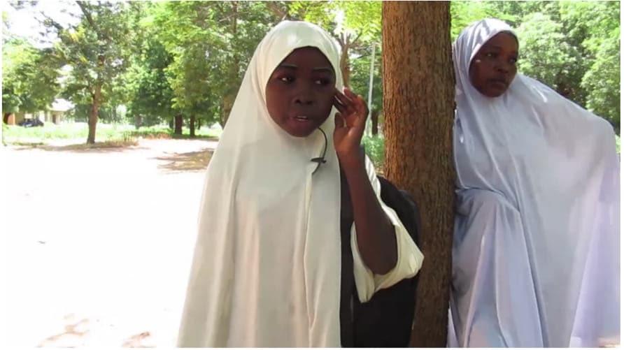 NIgerian School girl Najaa