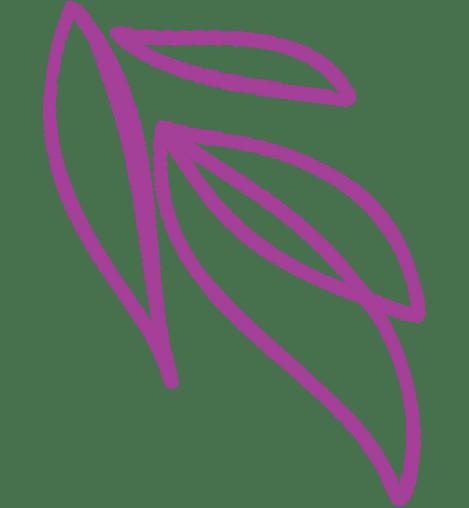 Tulip leaf icon