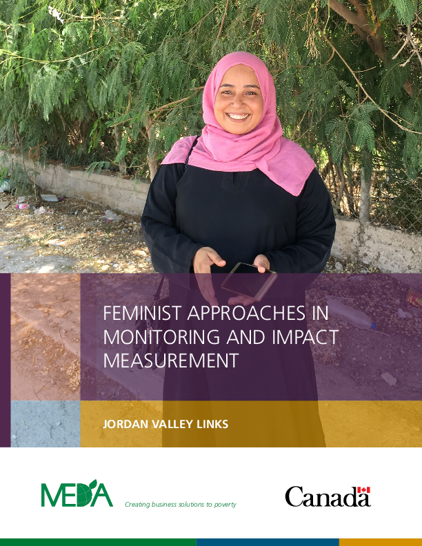 JVL - Feminist Approaches in Monitoring and Impact Measurement