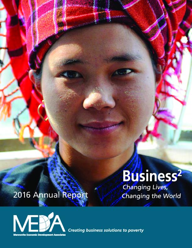 MEDA Annual Report - 2016