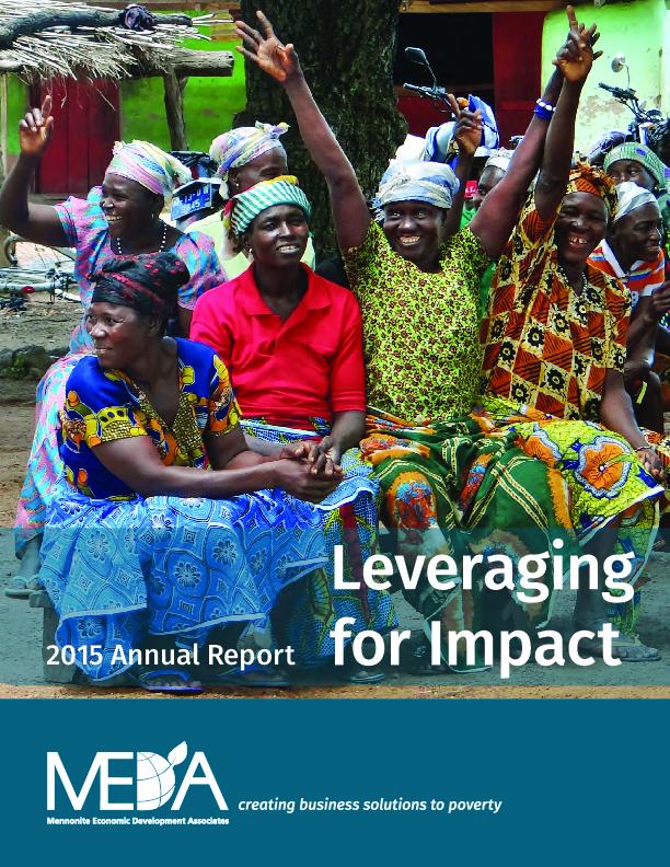 MEDA Annual Report – 2015