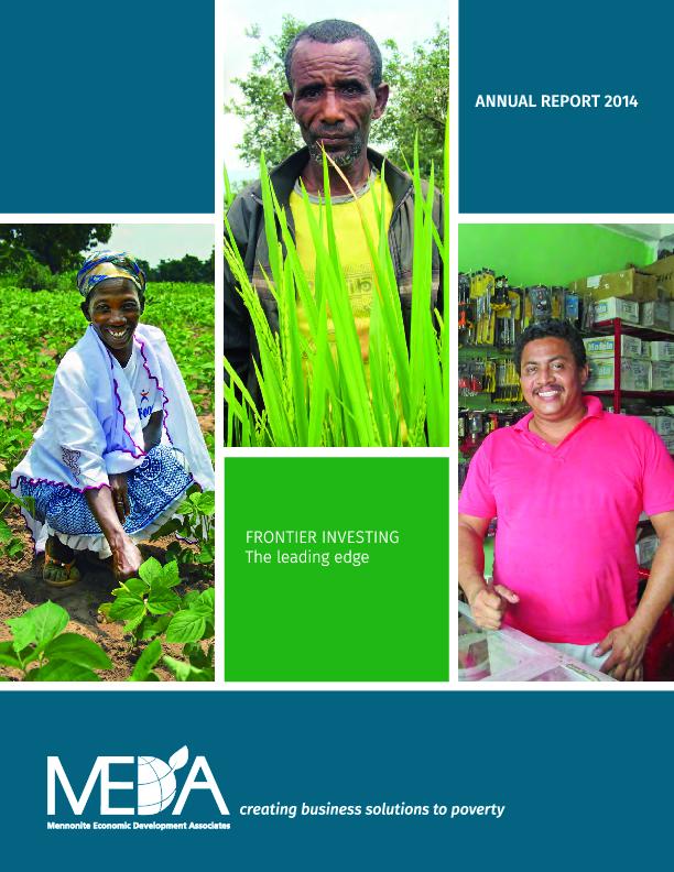 MEDA Annual Report – 2014