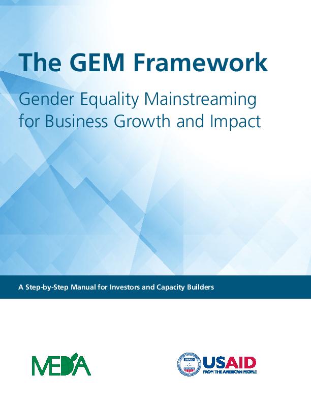 The GEM Framework