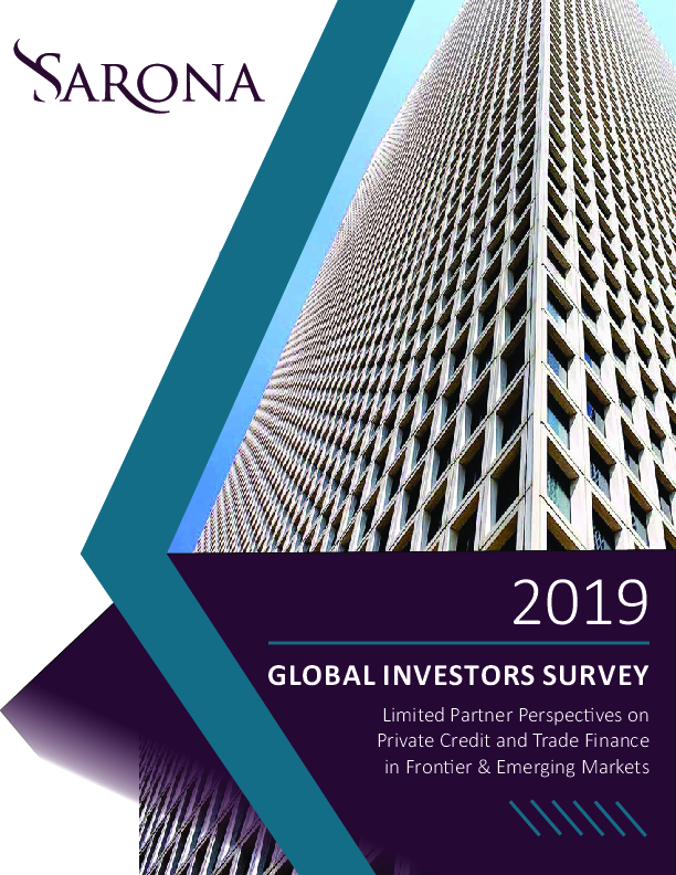 Global Investors Survey 2019