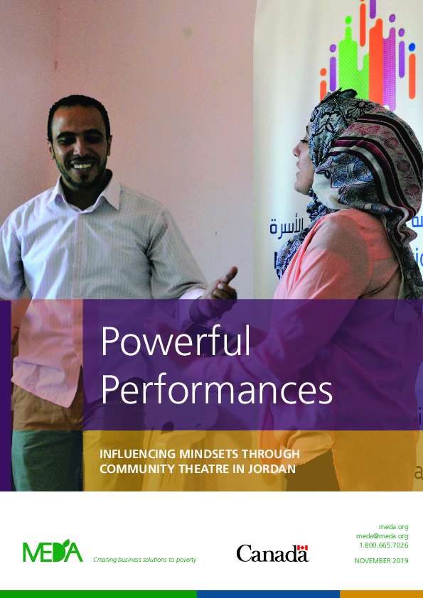 Powerful Performances - Influencing Mindsets Through Community Theatre in Jordan