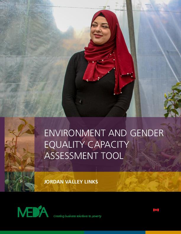Environment Gender Assessment Tool