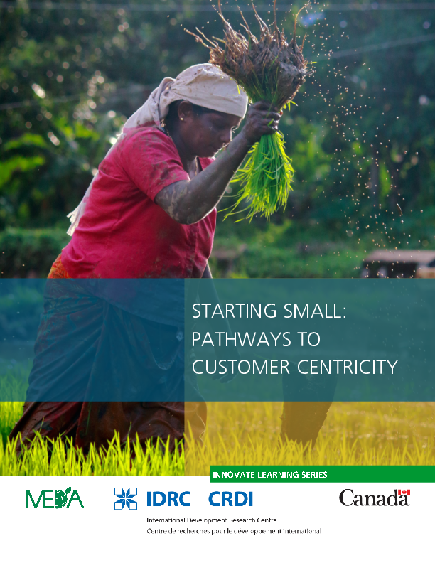 Starting Small: Pathways to Customer Centricity