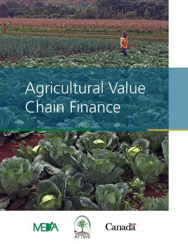 Agricultural Value Chain - ATTSVE Course