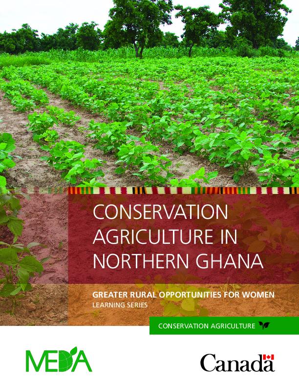 Conservation Agriculture Case Study (Summary Version) (EN/FR)