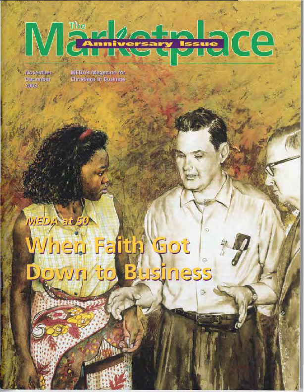 The Marketplace - November/December 2003 (50th Anniversary Issue)