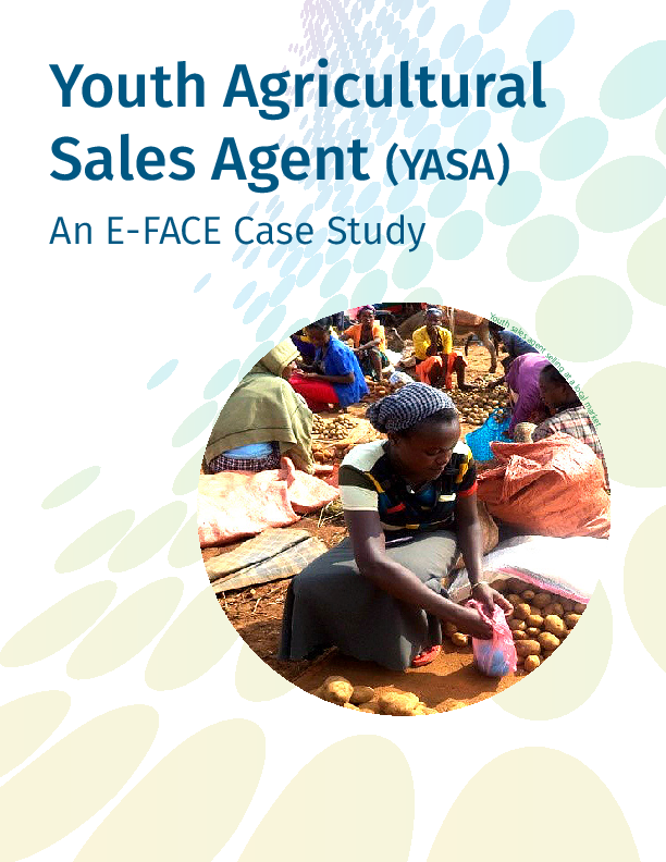 Youth Agricultural Sales Agents