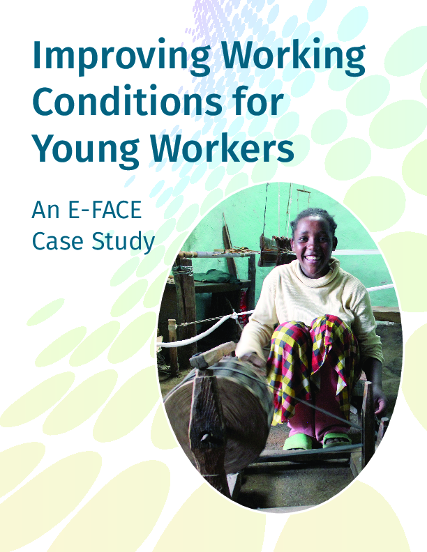 Improving working conditions for young workers